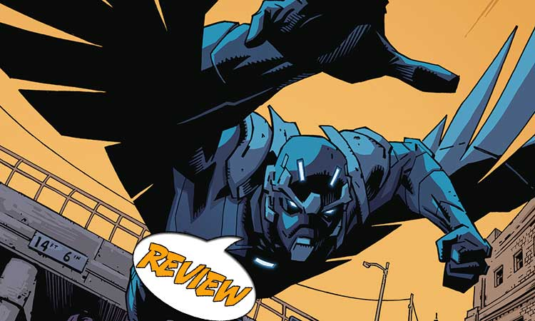 Stealth #1 Review