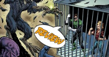 The Green Lantern Season 2 #2 Review