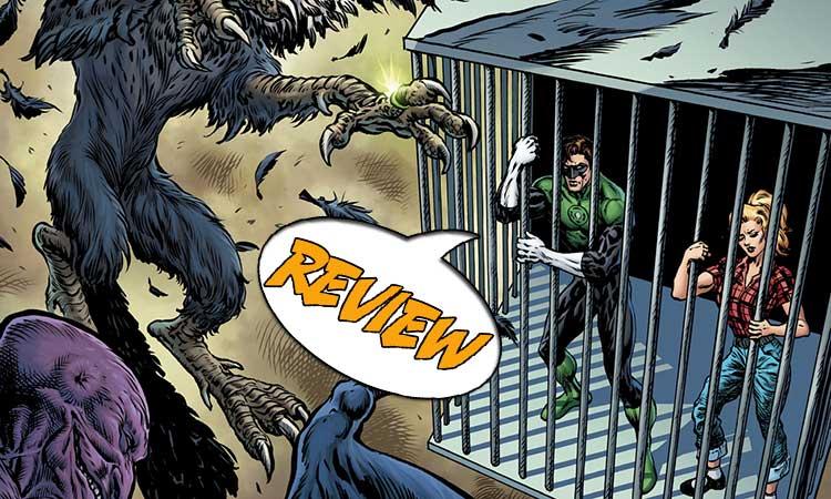 The Green Lantern Season 2 #2 Review