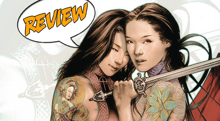 The Marked #5 Review