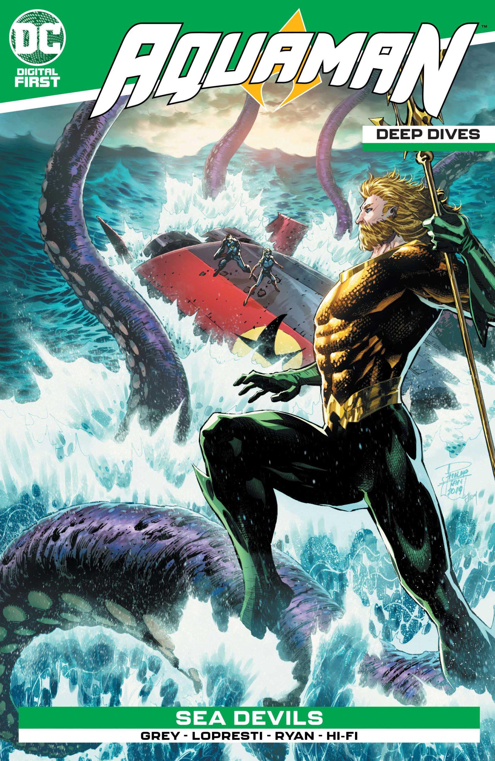 Aquaman Deep Dives #2