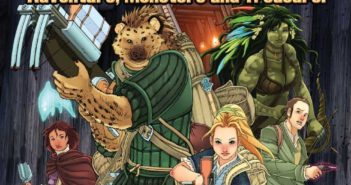 Adventure Finders Adventure, Monsters and Treasure #2
