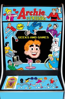 Archie and Friends; Geeks and Games #1