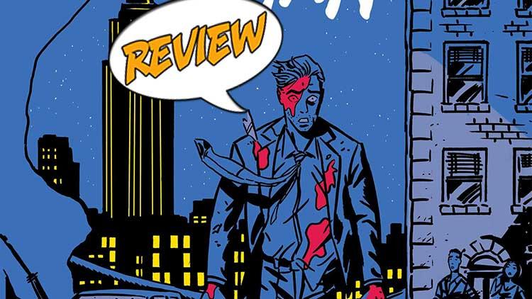 Cut Man #1 Review