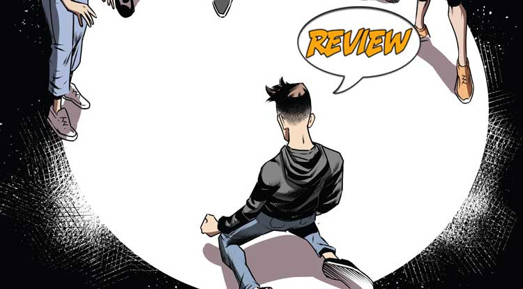 Lucifer's Knight #2 Review