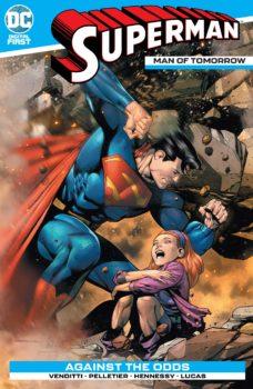 Superman: The Man of Tomorrow #2