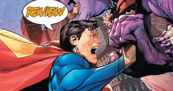 Superman: Man of Tomorrow #1 Review