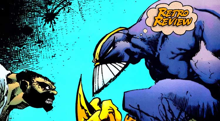 The Maxx #1 Review