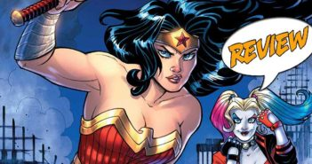 Wonder Woman: Agent of Peace #1 Review