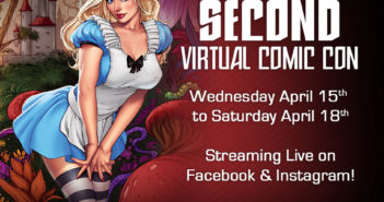 Zenescope Virtual Convention