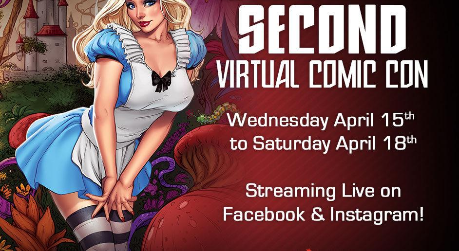 Zenescope Virtual Convention