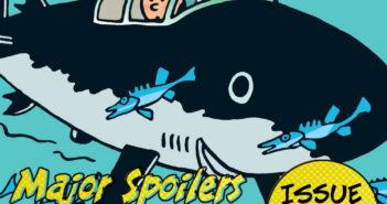 Major Spoilers Podcast #872: Tintin Red Rackham's Treasure