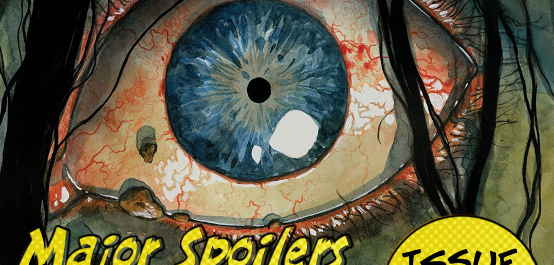 Major Spoilers Podcast #873: Harrow County Volume 8: Done Come Back