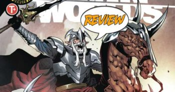 Twin Worlds #3 Review