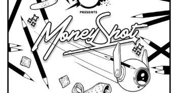 Money Shot Coloring Book