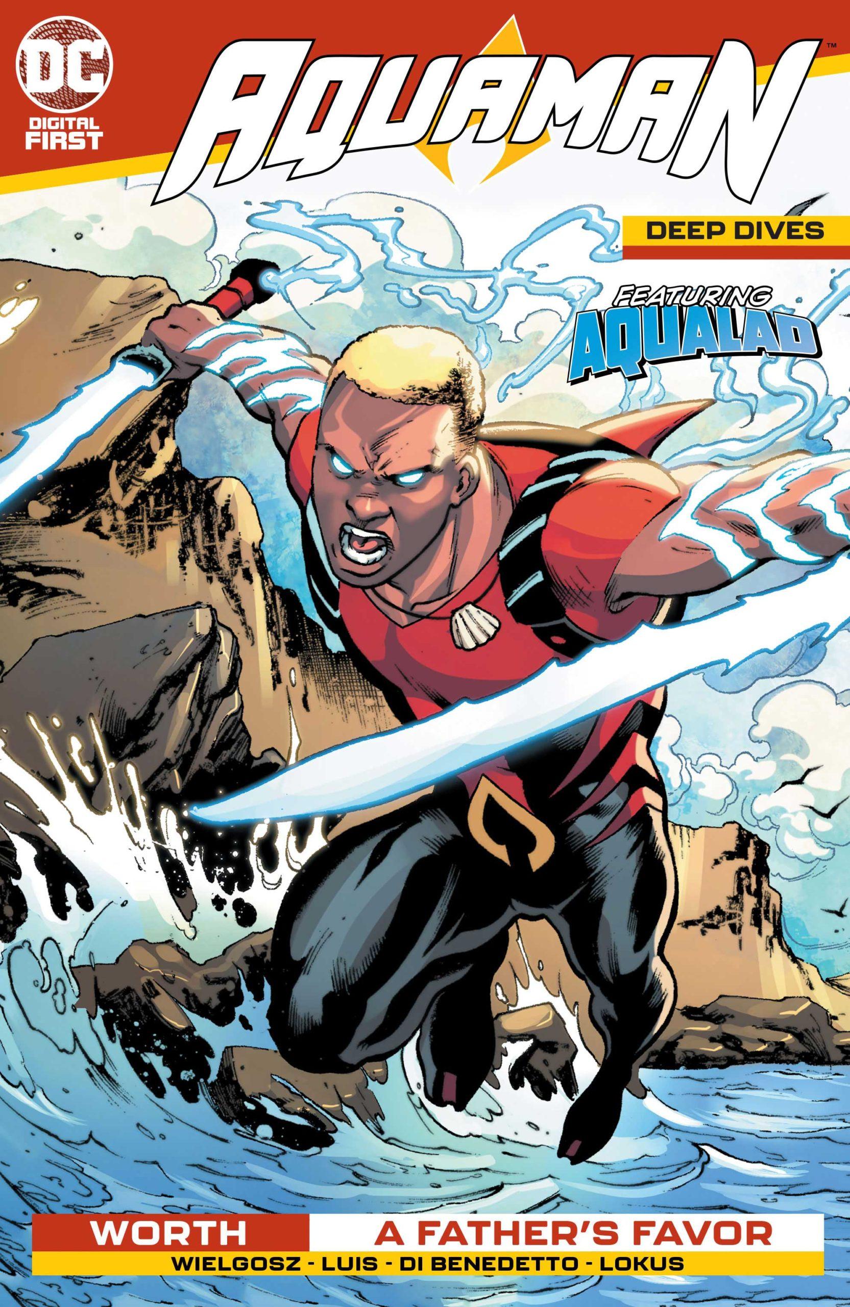 Aquaman: Deep Dives #4