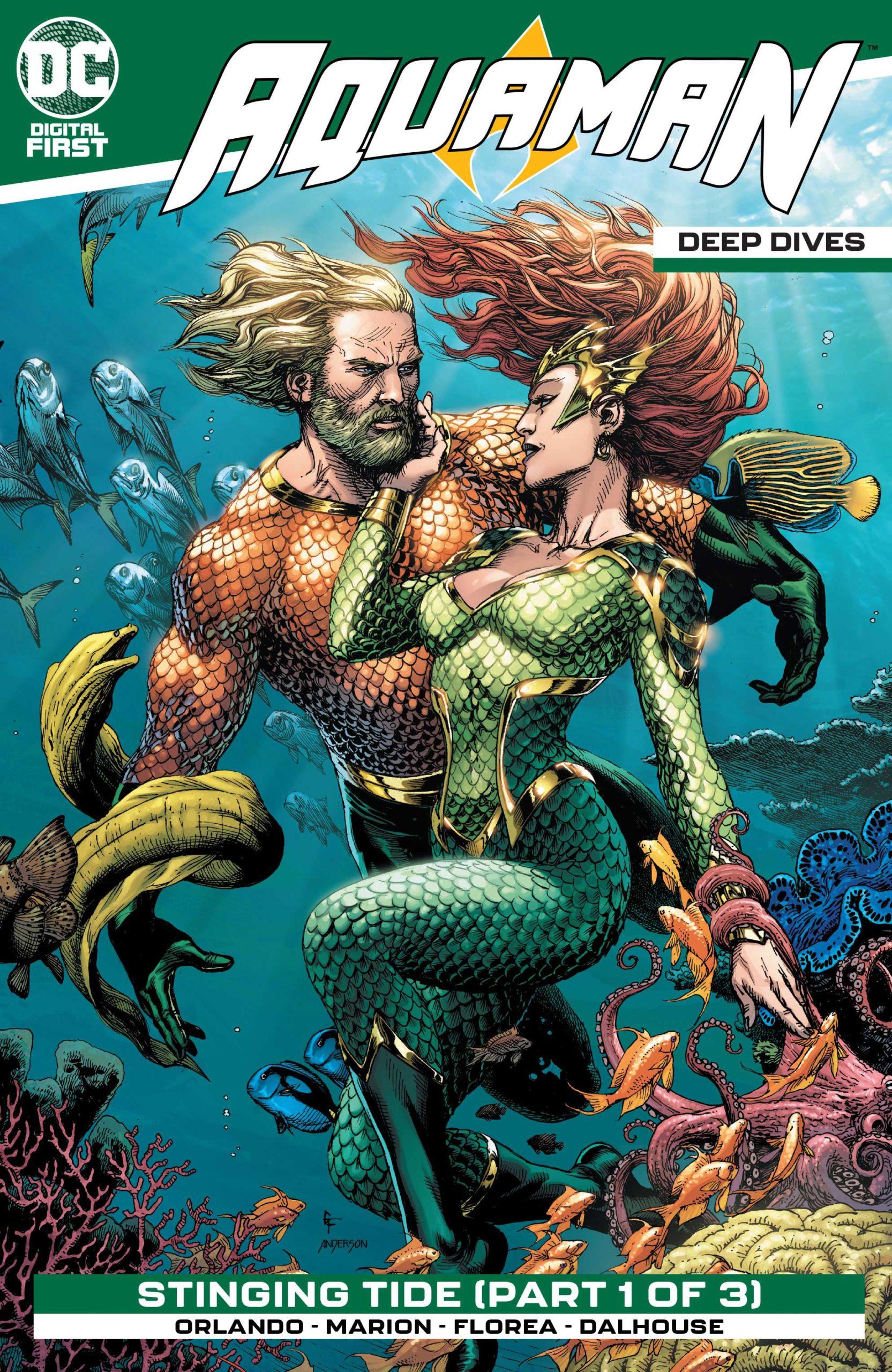 Aquaman: Deep Dives #5