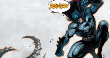 Batman and the Outsiders #12 Review