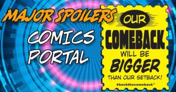 Comics Portal We're Back