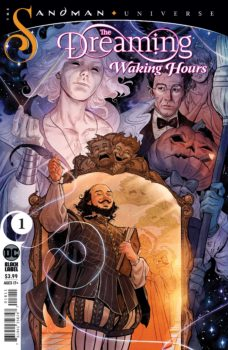 The Dreaming: Waking Hours #1