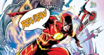 Flash Fastest Man Alive #3 Review