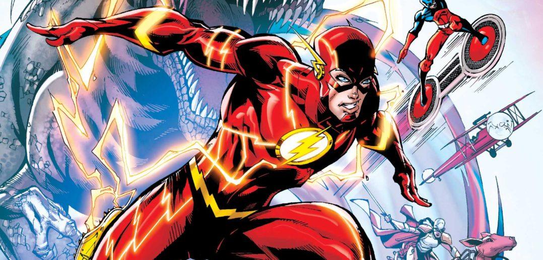 Flash: Fastest Man Alive #3