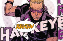 Hawkeye Freefall #5 Review