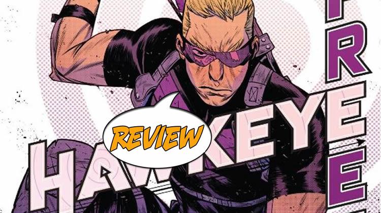 Hawkeye Freefall #5 Review