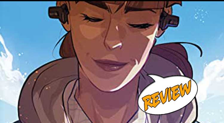 Lost on Planet Earth #1 Review