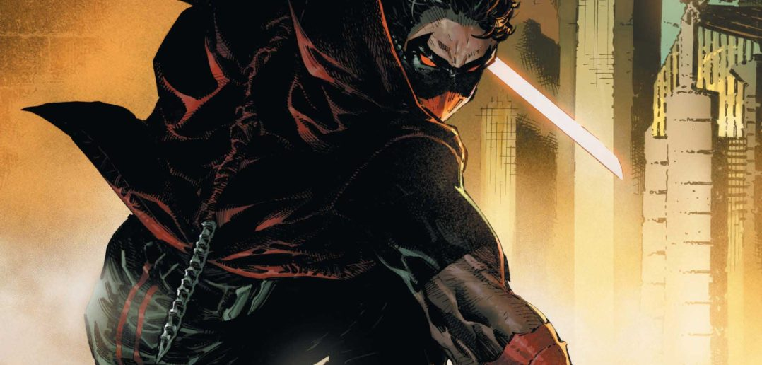 Red Hood Outlaw #45