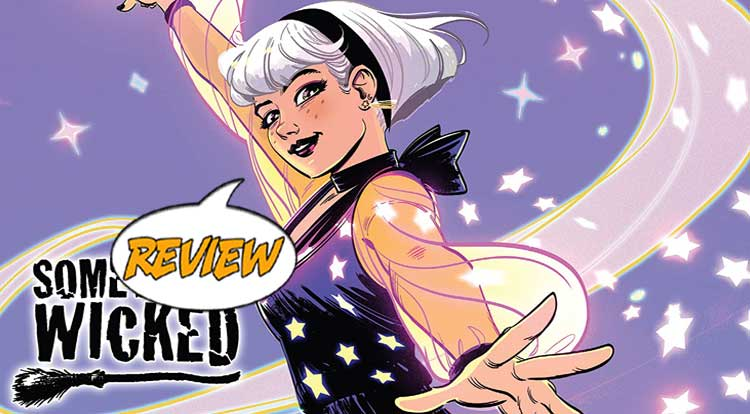 Sabrina The Teenage Witch #2 Review