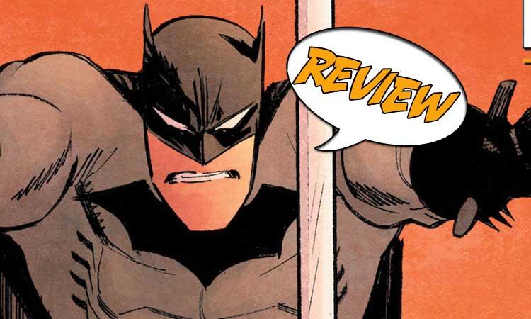 Batman: The Adventures Continue #3 Revie