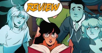 Ghosted in LA #10 Review