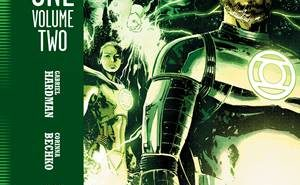 Green Lantern Earth One Volume 2