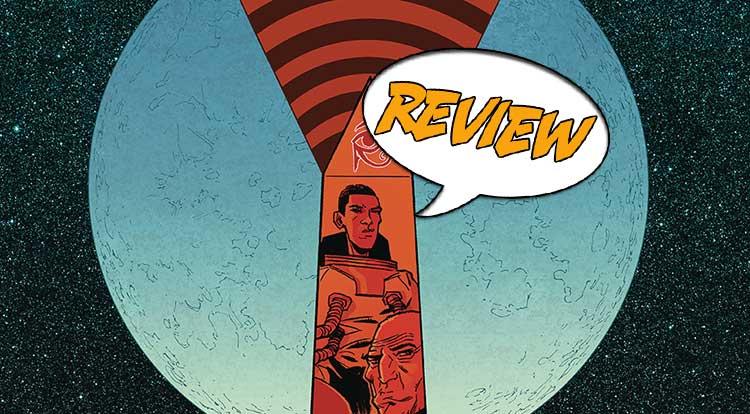 The Osiris Path #1 Review
