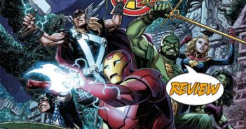 Empyre: Avengers #0 Review