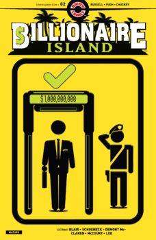 Billianaire Island #2