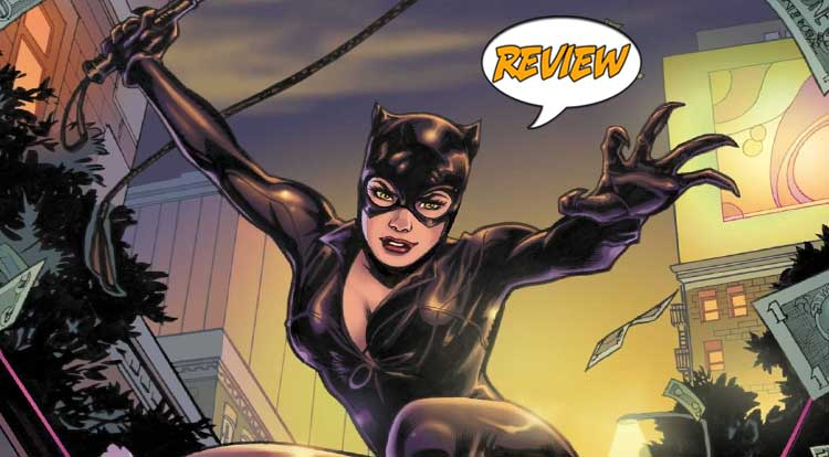 Catwoman #22 Review