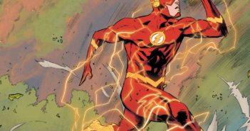 Flash: Fastest man Alive #7