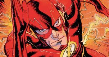 Flash Fastest Man Alive #9