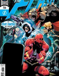 The Flash #756