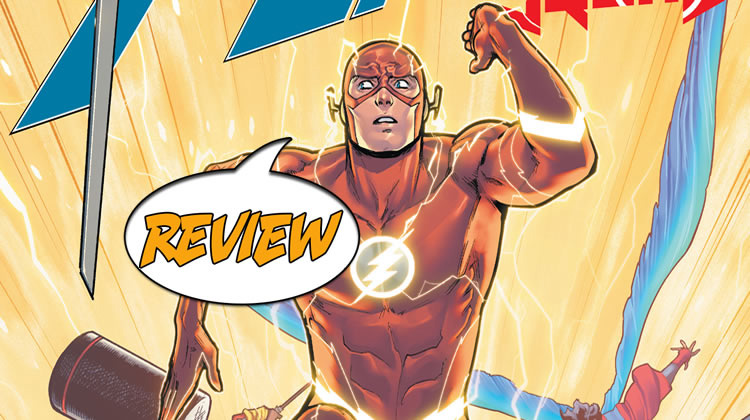 Flash Annual #3 Review