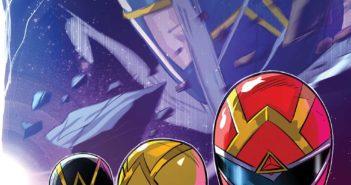 Saban's Go Go Power Rangers #32