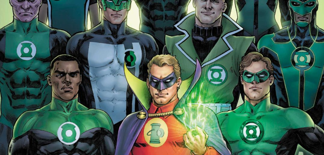 Green Lantern 80th Anniversary 100-Page Spectacular