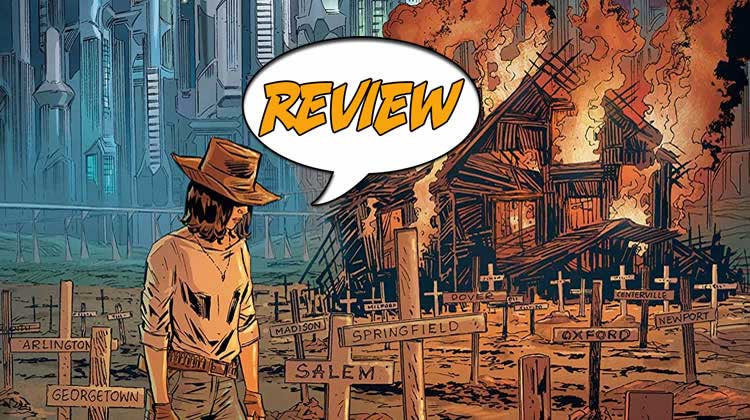 Join the Future #2 Review