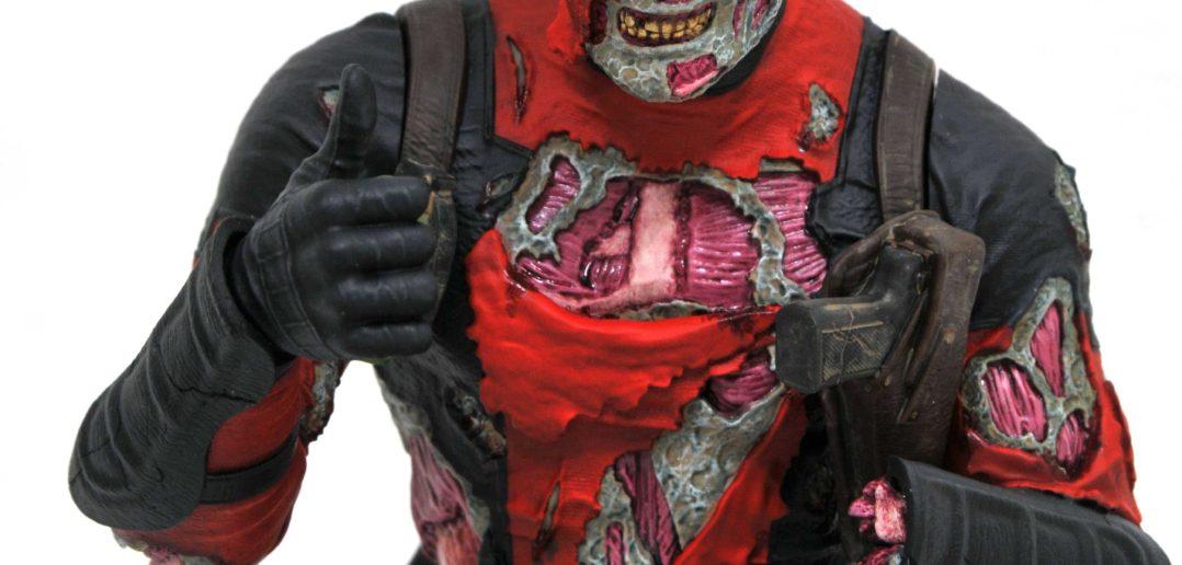 Deadpool Zombie