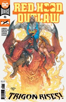 Red Hood Outlaw #46