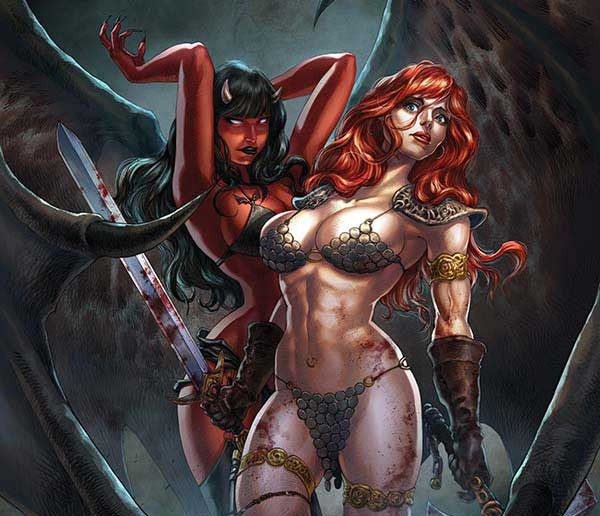Red Sonja: Age of Chaos #4