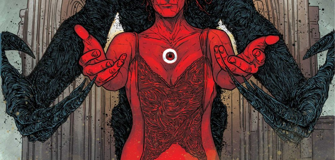 The Red Mother #5