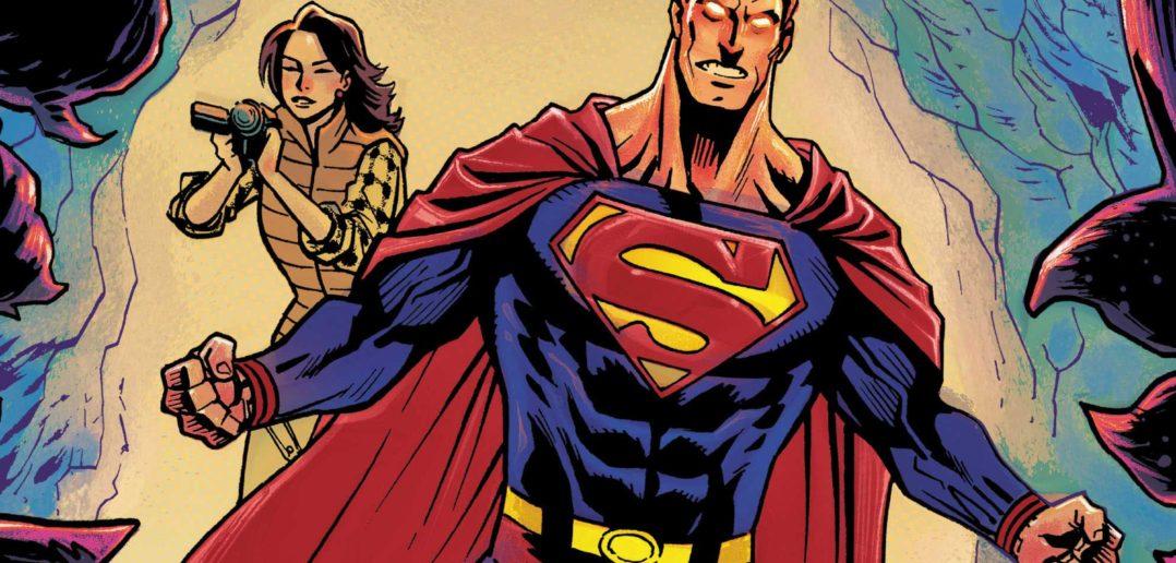 Superman: Man of Tomorrow #9